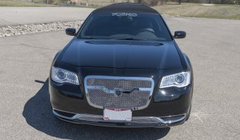 Black Chrysler 300 With Seating Up to 14 Passengers