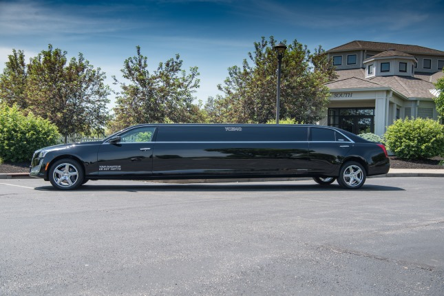 yc limo of cincinnati - cadillac limousines