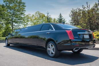Your Chauffeur Cadillac CTS Limousine