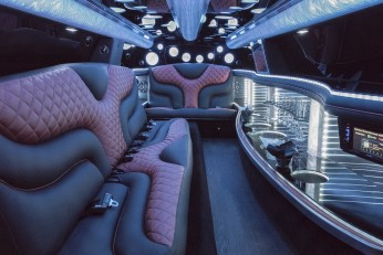 Cadillac CTS Limousine - YC Limo