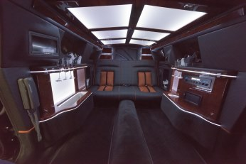 Chrysler 300 Executive Limousine at Your Chauffeur Limousine