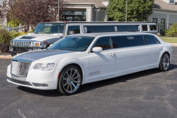 Chrysler 300 Rolls Royce Executive Limousine at YC Limo