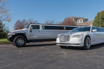 Chrysler 300 Rolls Royce Executive Limousine in Cincinnati, Ohio