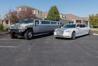 "YC Limo features a Chrysler 300 ""Rolls Royce"" Style Executive Limousine"