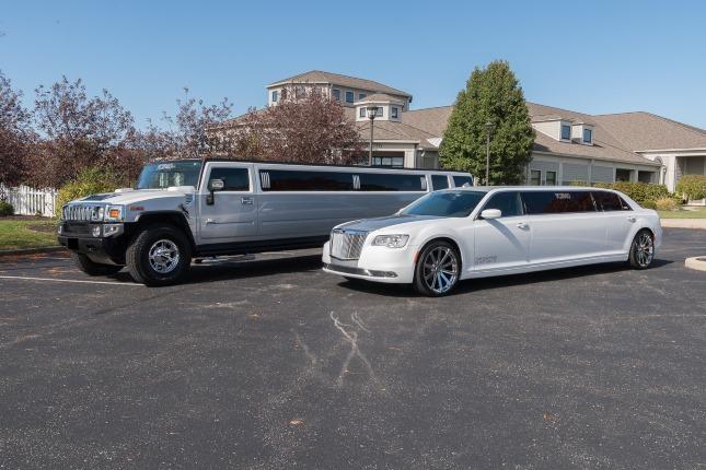 Perfect Pair - Chrysler hummer