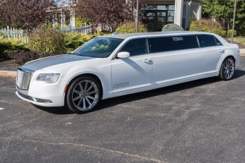 Chrysler 300 Rolls Royce Edition Limousine at YC Limo