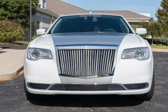 "YC Limo features a Chrysler 300 ""Rolls Royce"" Style Limousine"