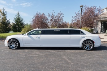 Chrysler 300 Rolls Royce Edition Limousine at Your Chauffeur Limousine